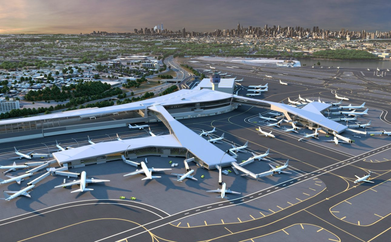 Airports of New York - a brief description, transportation, cost of travel 46